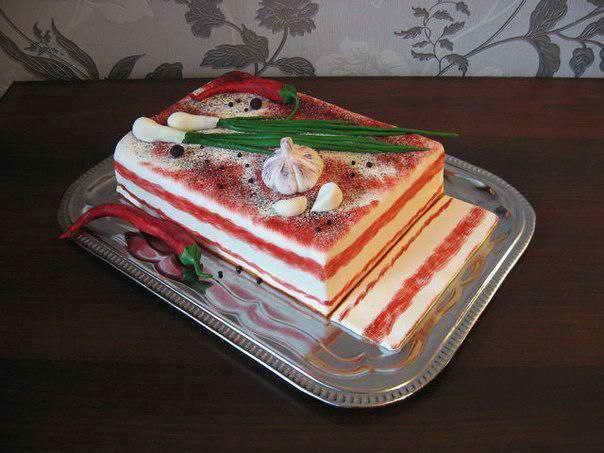 торт прикол фото